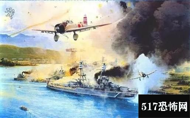 日军为何偷袭珍珠港?日军偷袭珍珠港的三大未解之谜
