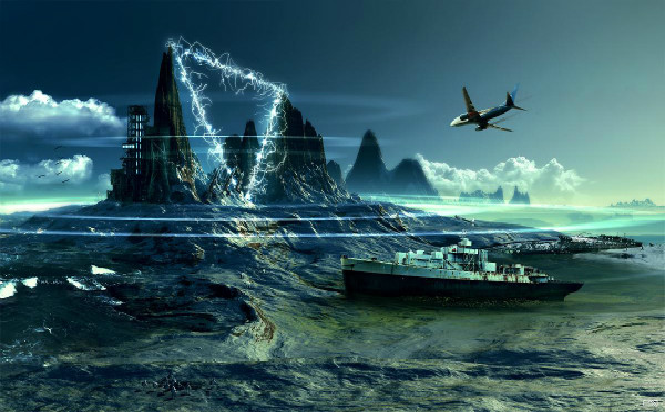 百慕大三角之谜真相:位置,地图,神秘和最近的失踪